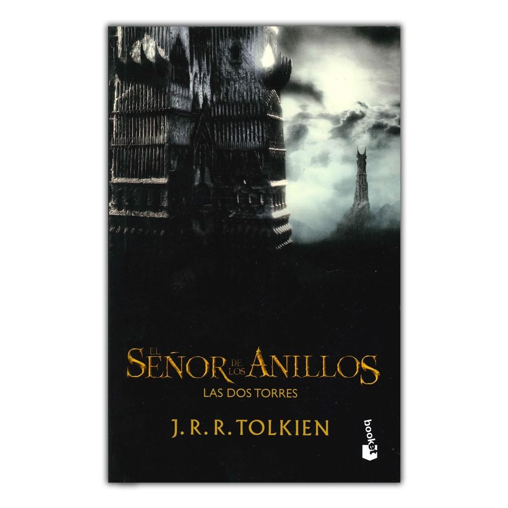 El Senor de los Anillos 2 las dos Torres - Tolkien J R Rbooket - Booket