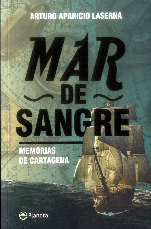 Mar de Sangre - Arturo Aparicio - Planeta
