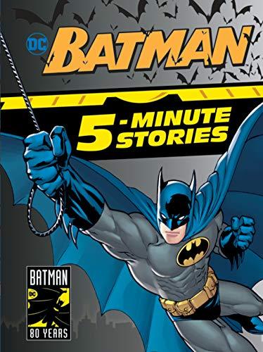 Batman 5-Minute Stories (dc Batman) (libro en Inglés)