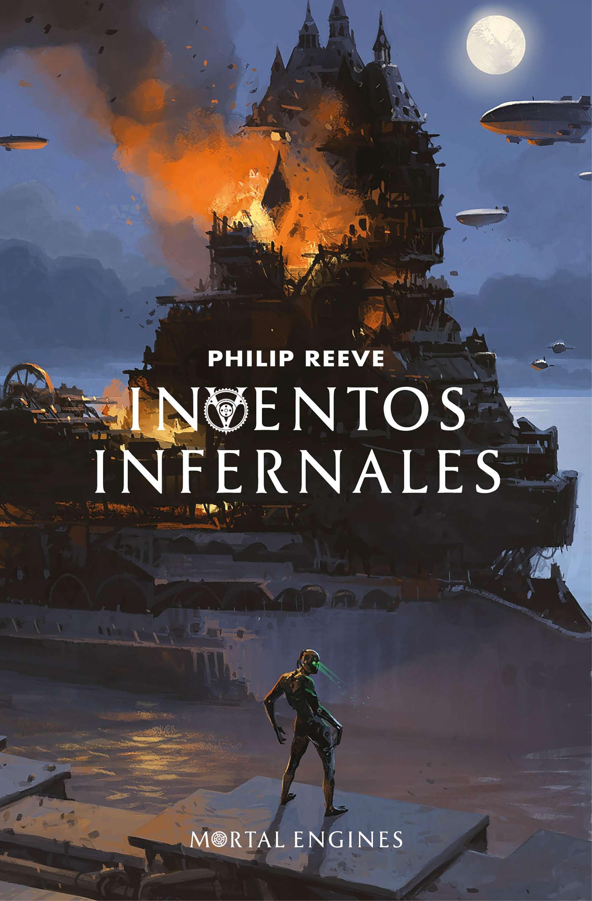 Inventos Infernales - Philip Reeve - Alfaguara