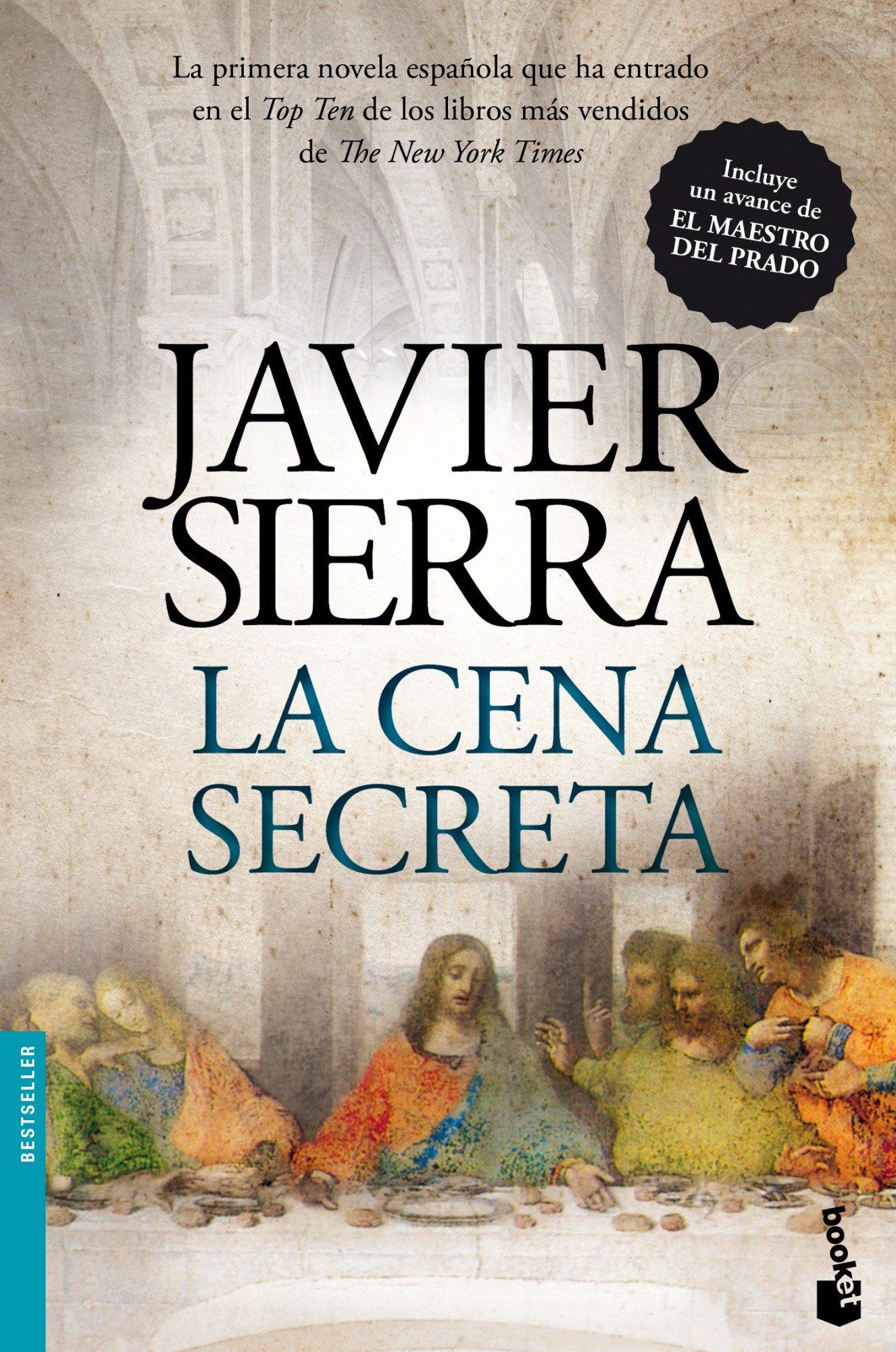 La Cena Secreta - Javier Sierra - Booket