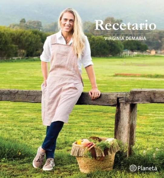 Recetario (Viginia Demaria) - Virginia Demaria - Planeta