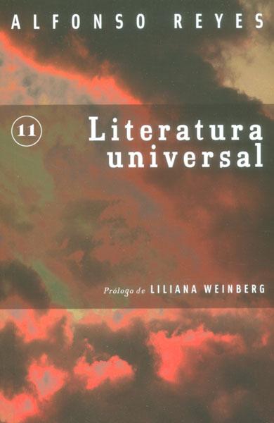Literatura Universal - Alfonso Reyes - Fondo de Cultura Económica