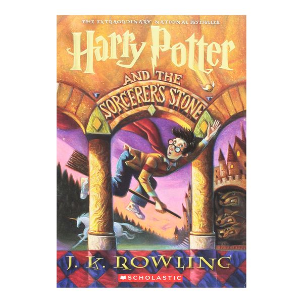 Harry Potter and the Sorcerer's Stone (libro en Inglés) - J. K. Rowling - Scholastic
