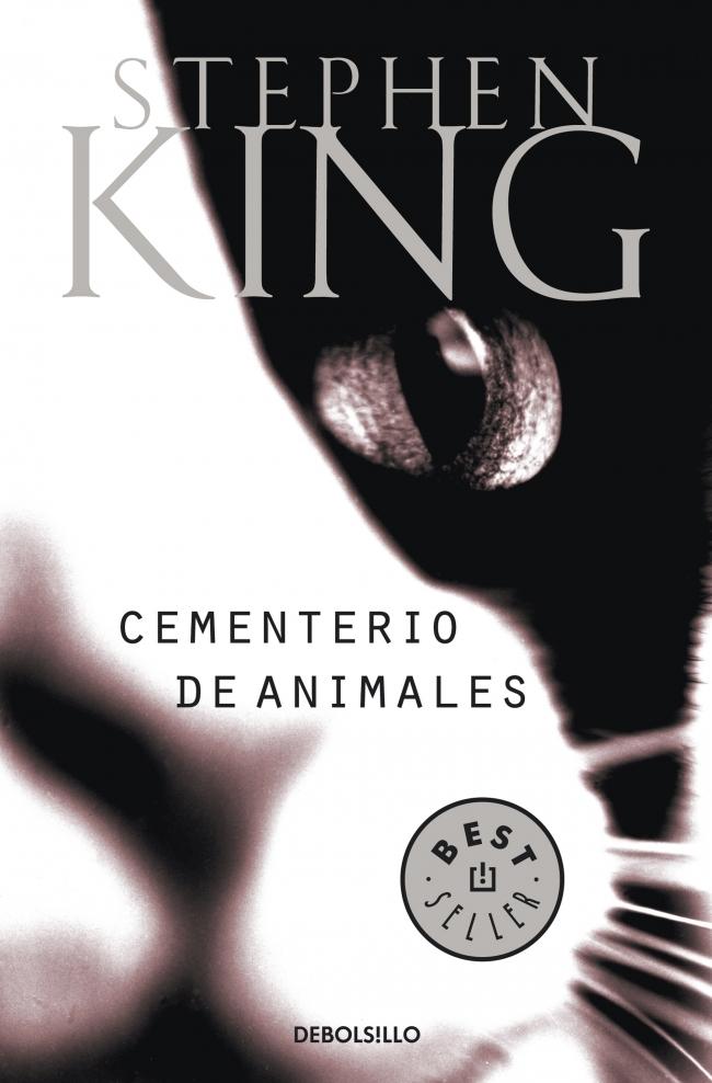 Cementerio de Animales - Stephen King - Debolsillo