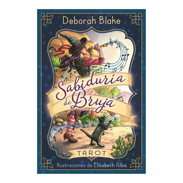 Sabiduria de Bruja. Tarot - Deborah Blake - KEPLER