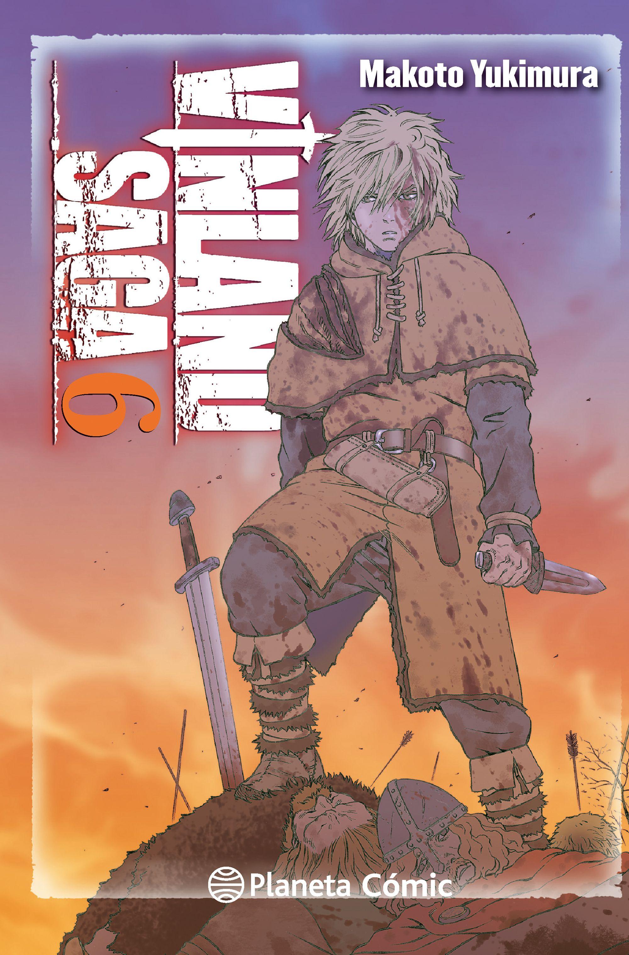 Vinland Saga 6 - Makoto Yukimura - Planeta Deagostini Cómics