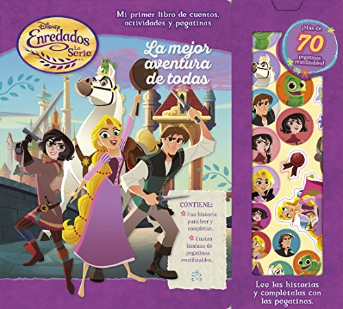Story Stickers Tangled - Varios Autores - Plow Srl