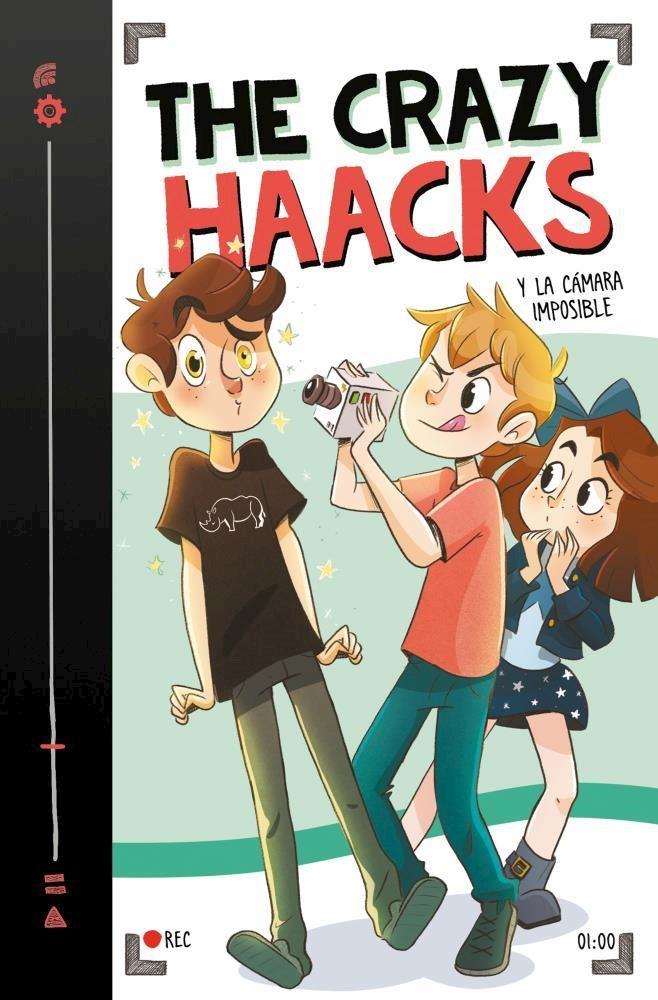 The Crazy Haacks y la Camara Imposible - The Crazy Haacks - MONTENA