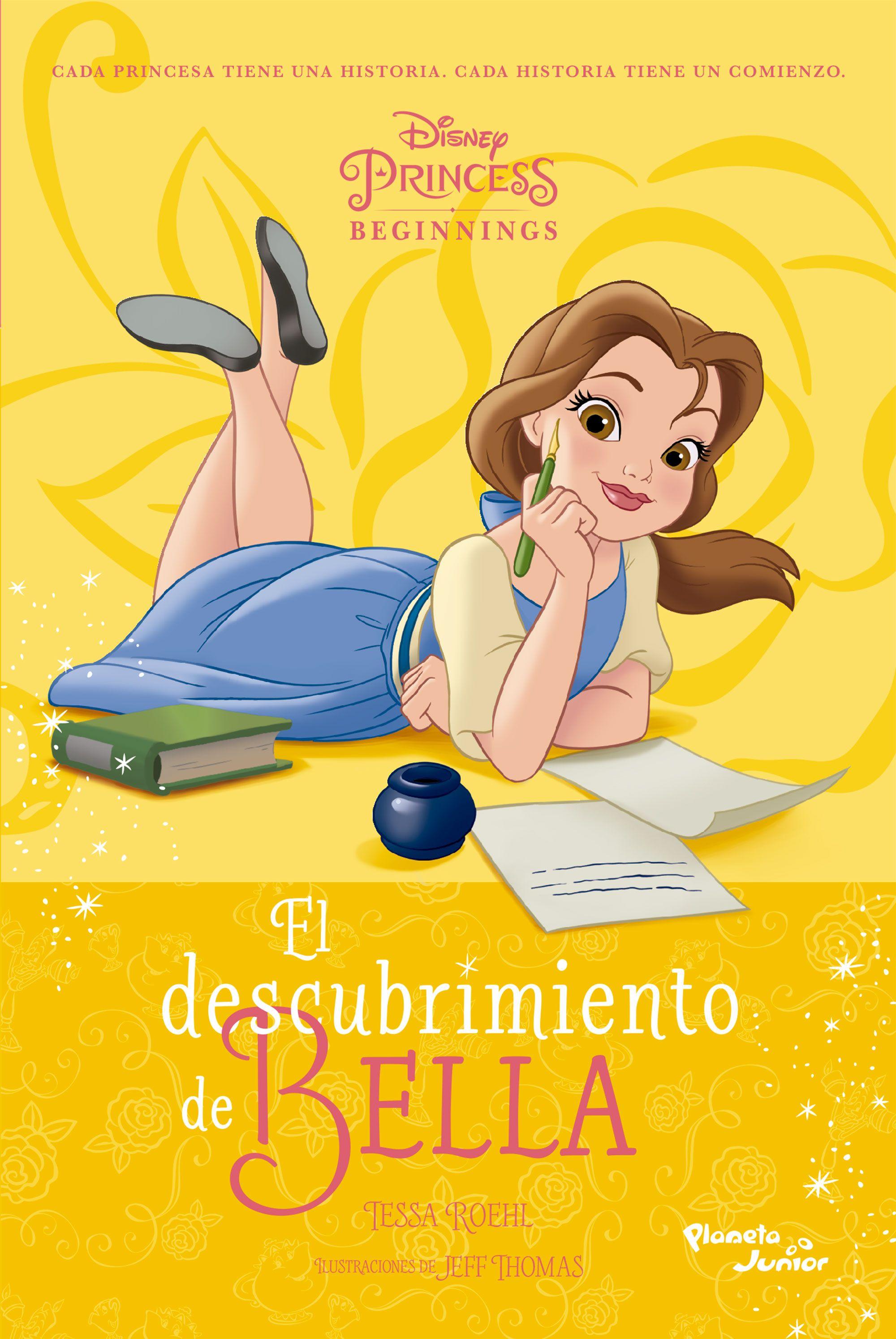 El Descubrimiento de Bella - Disney - Planeta Junior