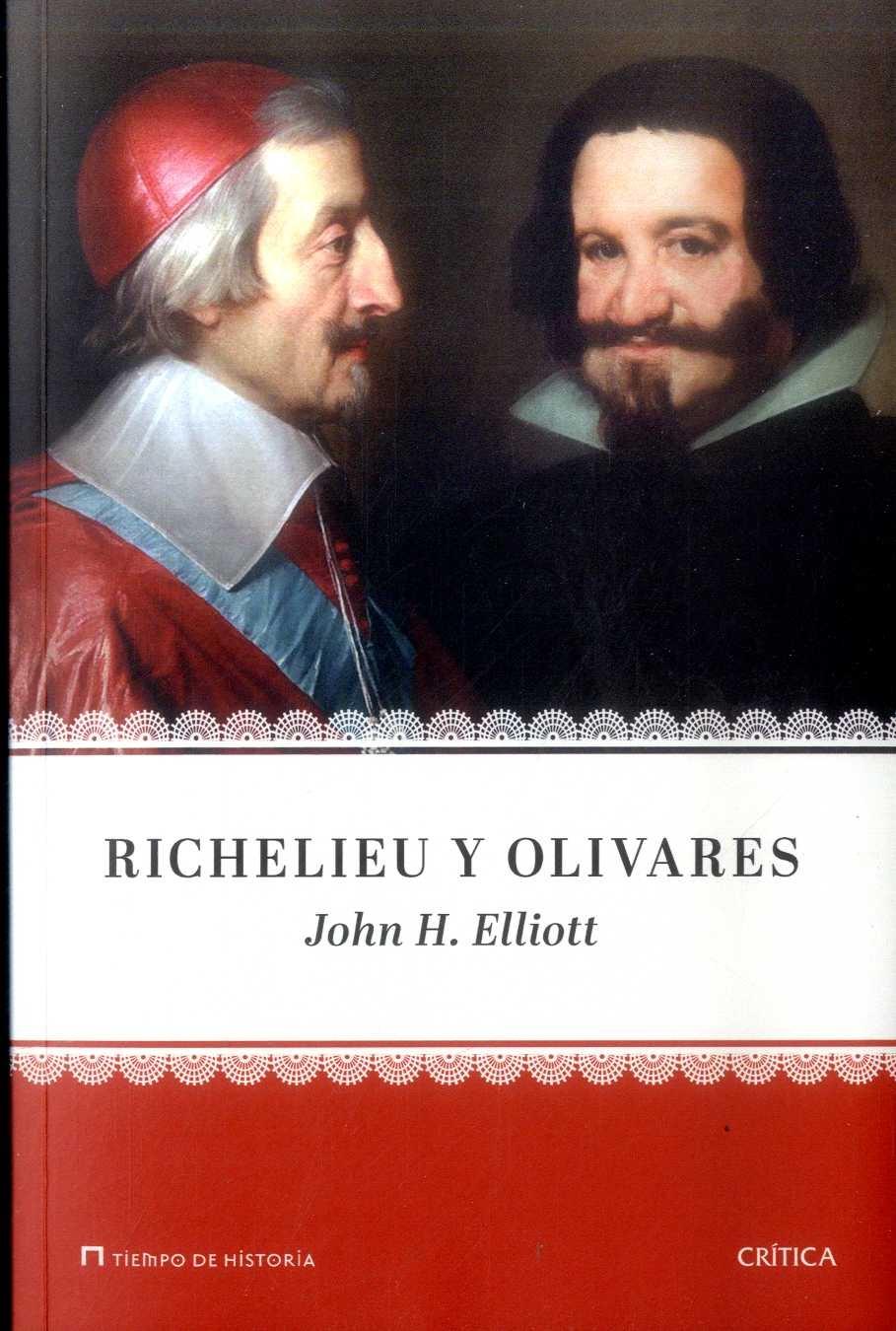 Richelieu y Olivares - J. H. Elliott - Crítica