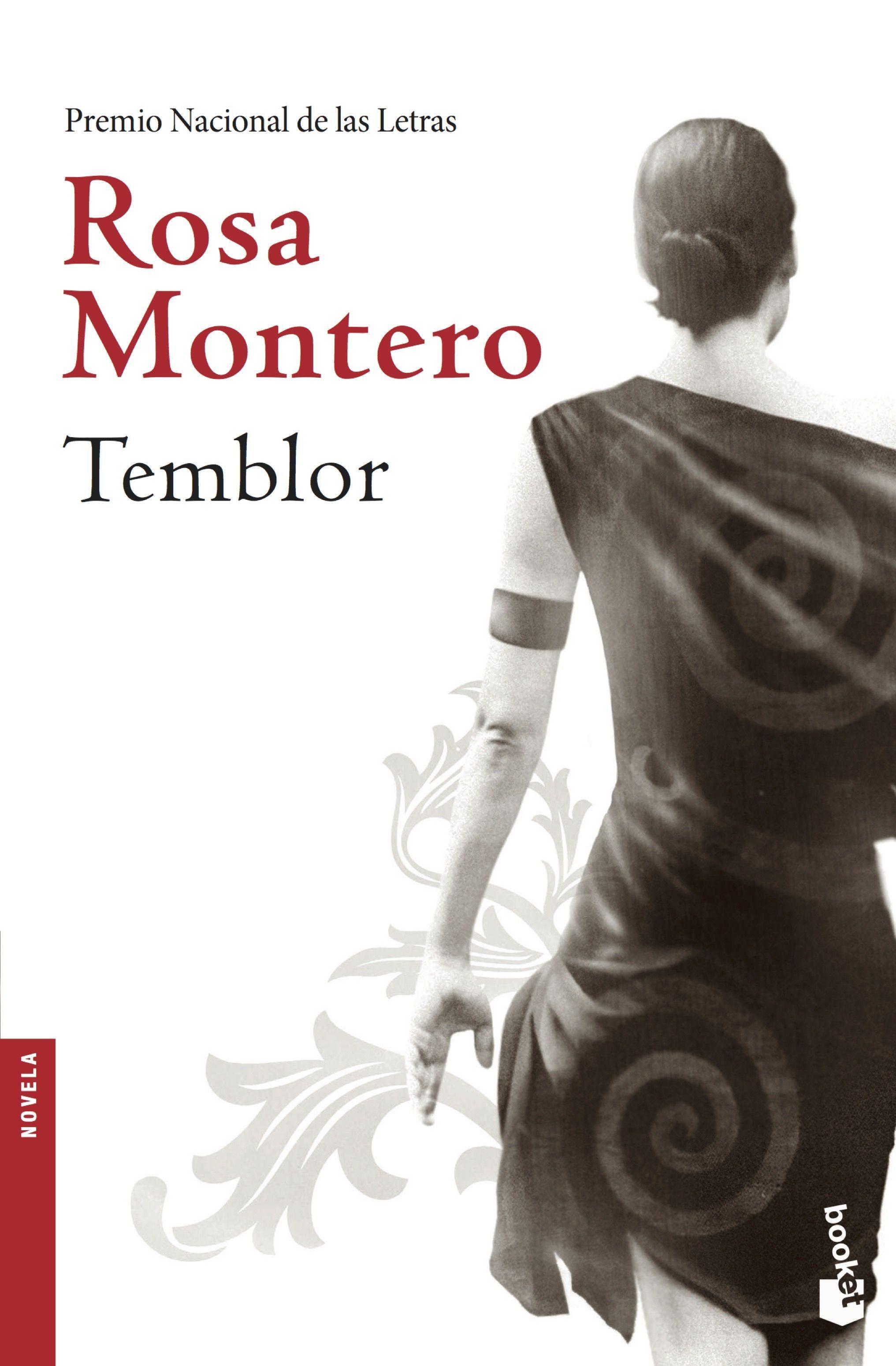 Temblor - Rosa Montero - Booket