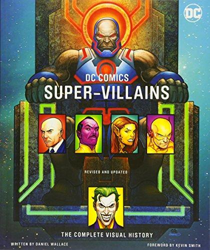 Dc Comics Super-Villains (libro en Inglés) - Daniel Wallace - Insight Usa