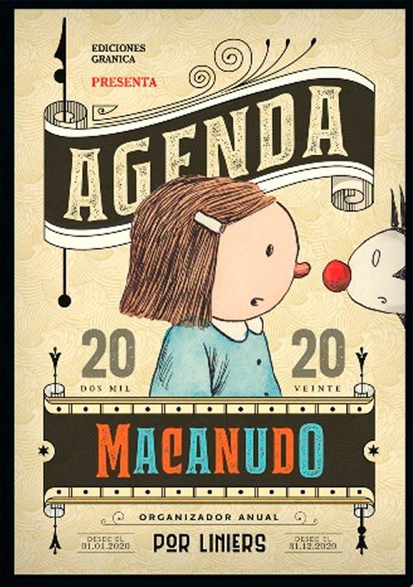 Macanudo 2020 Cosida Bandera - Liniers - Granica