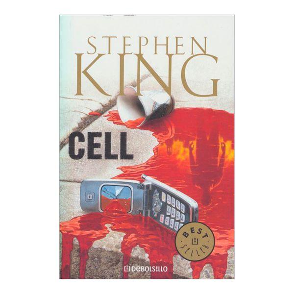 Cell - Stephen King - Debolsillo