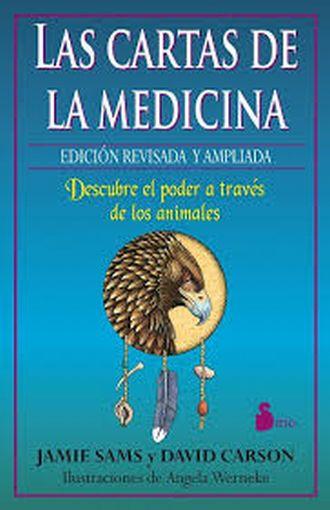Las cartas de la medicina - Jamie Sams,David Carson - Sirio
