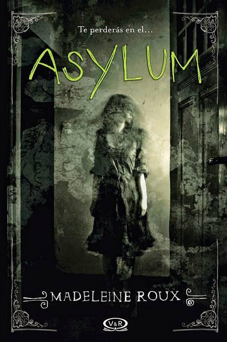 portada Asylum