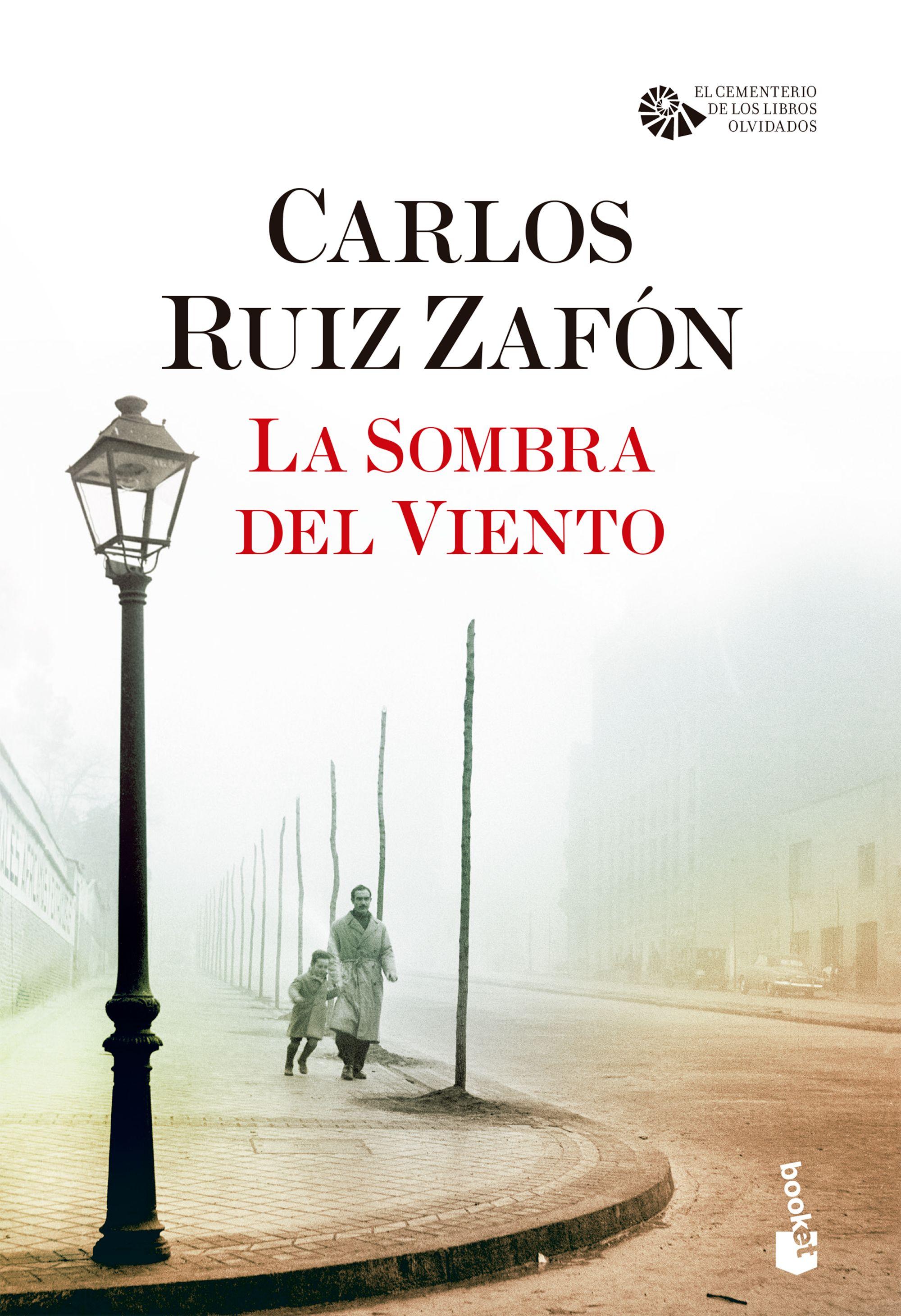 La Sombra del Viento - Carlos Ruiz Zafón - BOOKET