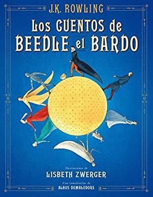 Los Cuentos de Beedle el Bardo - J.K. Rowling - Salamandra