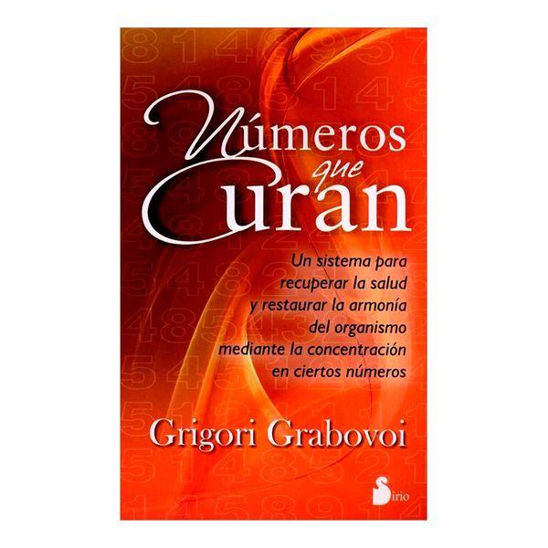 Numeros que Curan - Grigori Grabovoi - Sirio