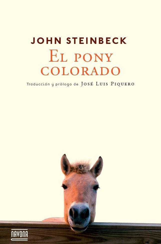 El Pony Colorado - John Steinbeck - Navona