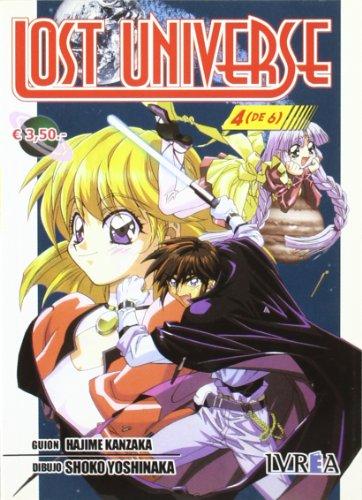 Lost Universe 4 (Paperback) - Hajime Kanzaka - Pujol Amado S L L