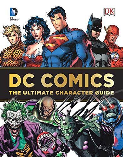 Dc Comics Ultimate Character Guide (libro en Inglés) - Brandon T. Snider - Dk Children