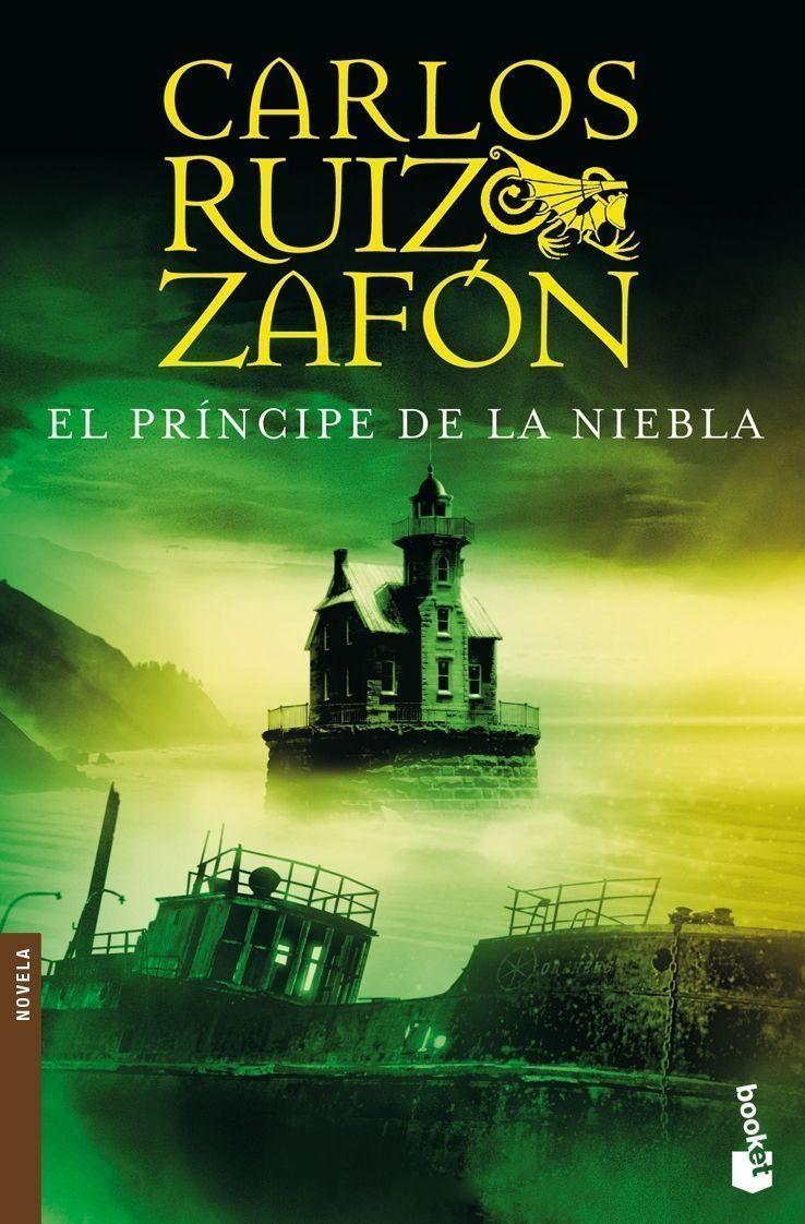 El Príncipe de la Niebla - Carlos Ruiz Zafón - Booket