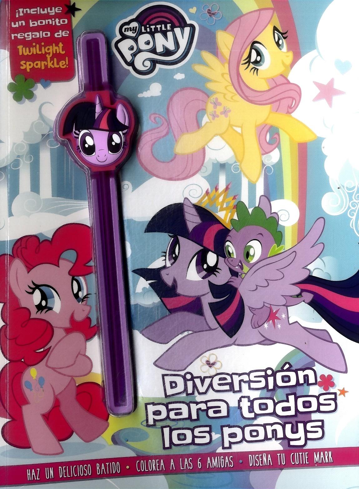 My Little Pony - Diversión Para Todos los Ponys - Parragon - Parragon