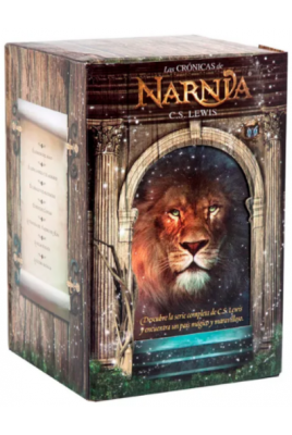 Las Cronicas de Narnia. Estuche Serie Completa. 7 Libros - C. S. Lewis - Destino